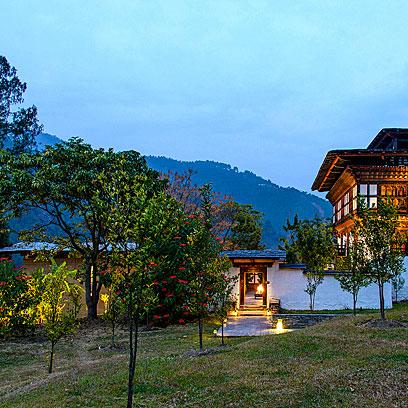 Amankora Punakha Lodge hotel - Punakha, Punakha - Smith Hotels