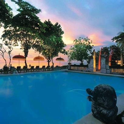 The oberoi bali 5 star resort bali luxury explorer review for Bali indonesia hotels 5 star