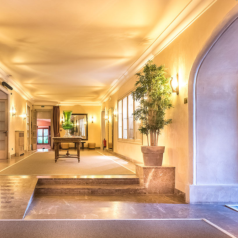 Gran hotel son julia 5 star hotels mallorca luxury for Designer hotels mallorca