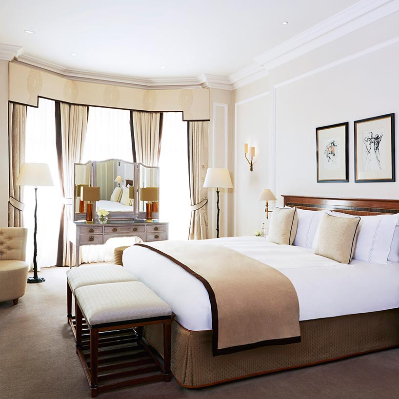 Claridges 5 star hotels mayfair le review