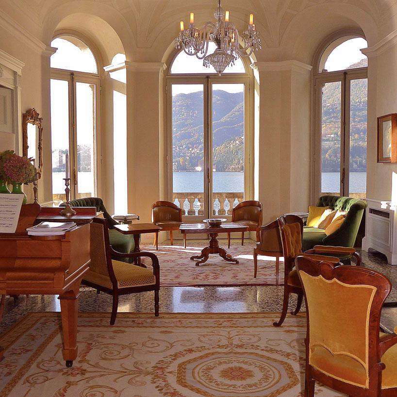 Villa Marie Taglioni - Luxury Villa Lake Como - Luxury Explorer